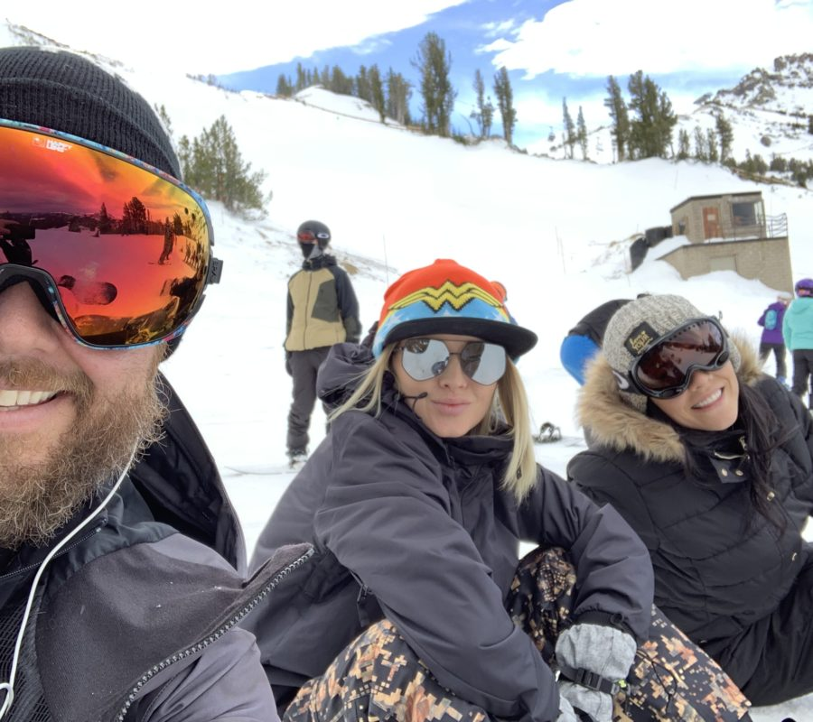 Sabastian Enges, Casey Enges & Katherine Crouch